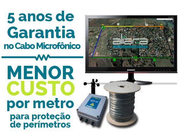 Cabo Sensor Microfônico