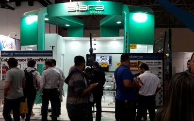 Aliara Brasil participa da maior feira da América Latina de Segurança – Exposec.