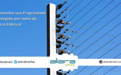 Mantenha sua Propriedade Protegida por meio da Cerca Elétrica
