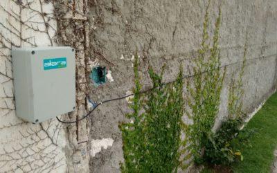 Integrador protege o Perímetro de Condomínio com Cabo Sensor Microfônico para Muros em Campina Grande/PB