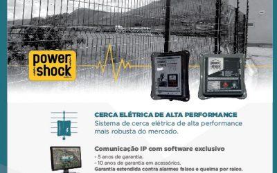 Power Shock versão comunicação IP (ethernet)