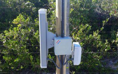 Sistema de Proteção Por Sensor Microondas – Cond. na Bahia