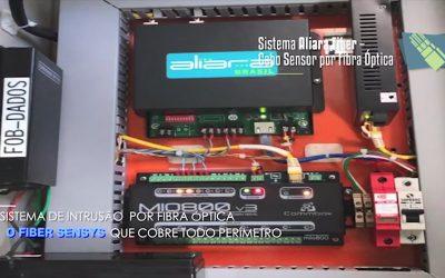 Projeto Integrador DMX – Sistema Aliara Fiber